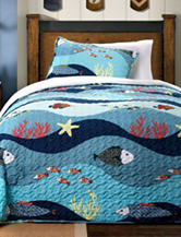 Lush Decor Sea Life Collection