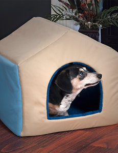 PAW 2-in-1 Dog House Pet Bed