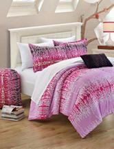 Chic Home Design Techno Comforter Set