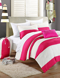Chic Home Design 7-pc. Ruby Comforter Set