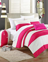 Chic Home Design 7-pc. Ruby Comforter Set