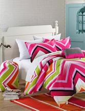 Chic Home Design Ziggy Zag Comforter Set