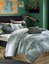 Chic Home Design 4-pc. Hero Reversible Twin Comforter Set