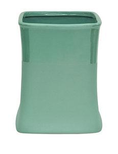 Jessica Simpson Aqua Wastebaskets Bath Accessories
