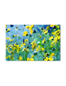 Flower Power Canvas Art