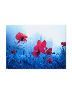 Jam for Poppies Canvas Art