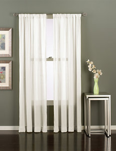 CHF & You White Curtains & Drapes Window Treatments