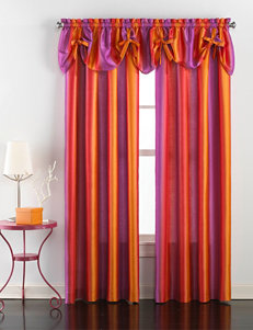 CHF & You Pink Curtains & Drapes