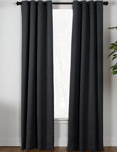Westgate Graphite Curtains & Drapes Window Treatments