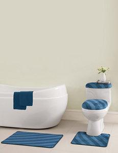 Victoria Classics Blue Bath Accessory Sets