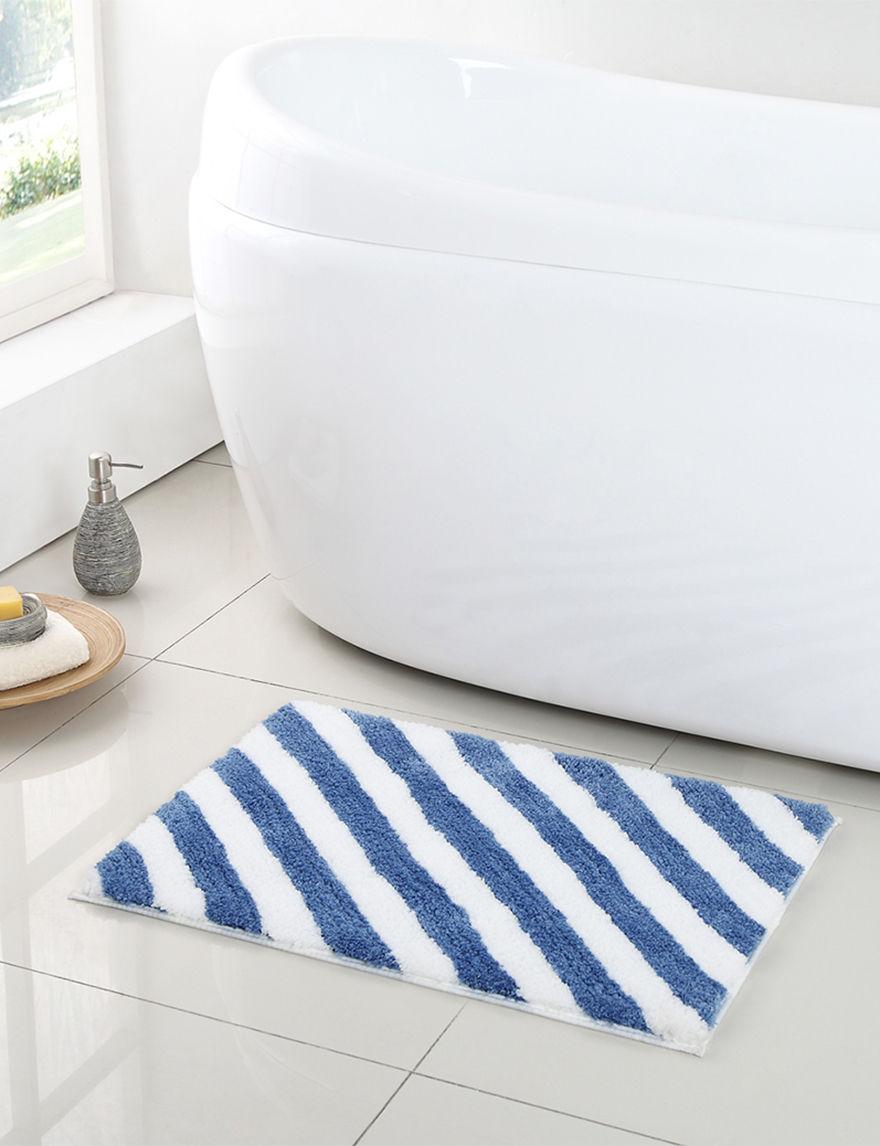 Victoria Classics Blue / White Bath Accessory Sets