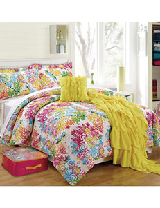 Compass Yellow Comforters & Comforter Sets