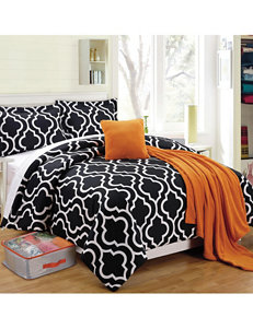 Compass Orange Comforters & Comforter Sets