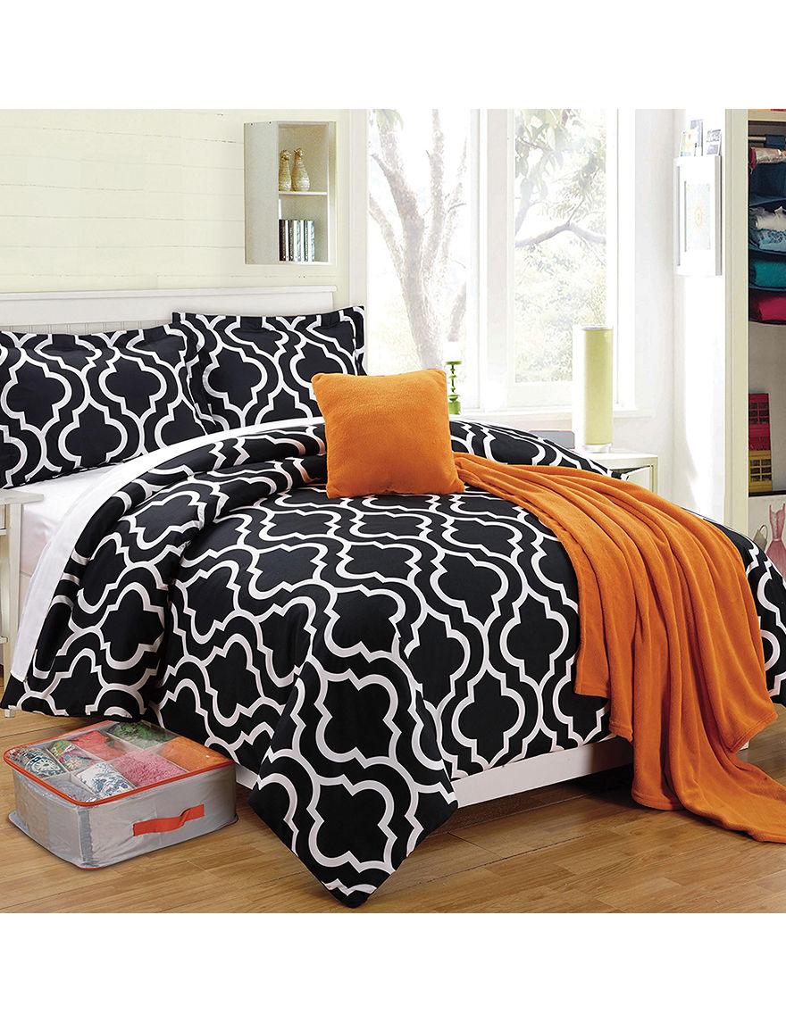 Compass Orange Comforters & Comforter Sets