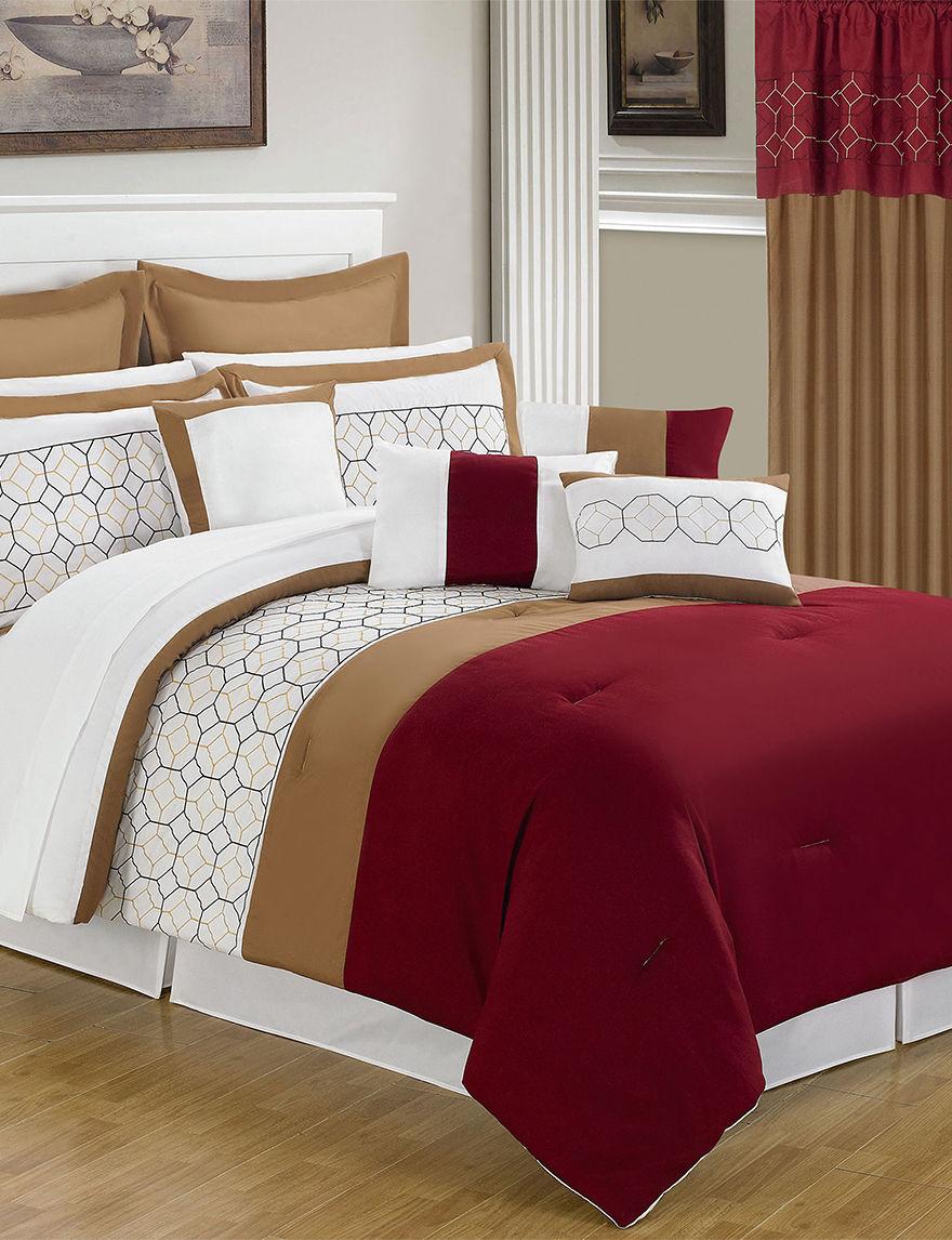 Lavish Home Tan Comforters & Comforter Sets