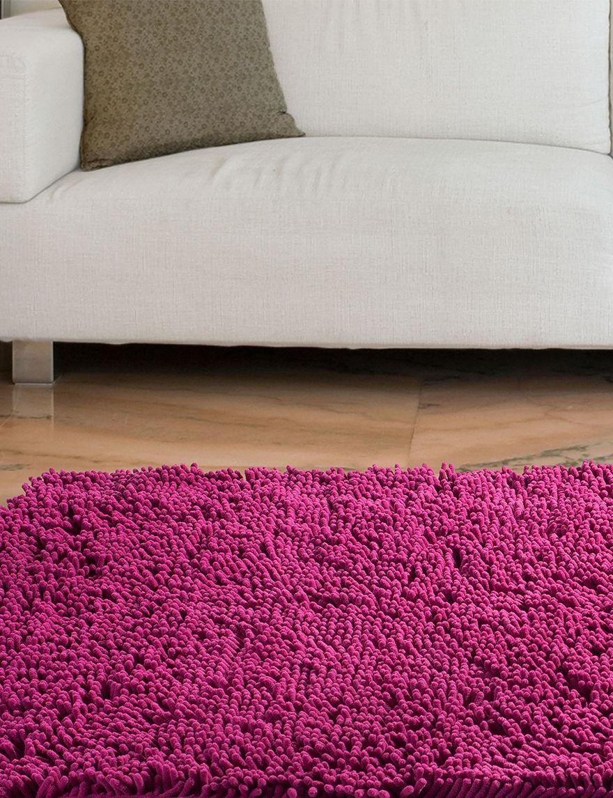 Lavish Home Pink Area Rugs Rugs