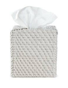Lamont Home Cayman Boutique Tissue Cover