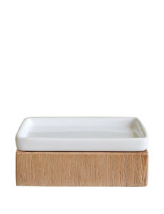 Lamont Home Natural Soap Dishes Bath Accessories