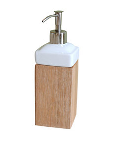 Lamont Home Natural Soap & Lotion Dispensers Bath Accessories