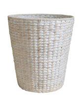 Lamont Home Makatea Round Waste basket