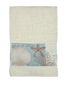 Bacova Guild Coastal Moonlight Bath Towel