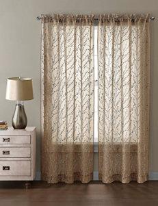 Victoria Classics Taupe Curtains & Drapes