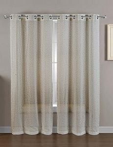 Victoria Classics Beige Curtains & Drapes
