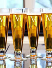 Cathy's Concepts 4-pc. Personalized Classic Pilsner's Glass Set