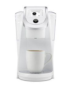 Keurig White Coffee, Espresso & Tea Makers Kitchen Appliances