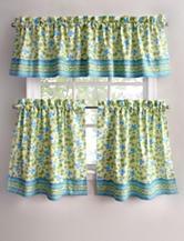 Park B. Smith 2-pc. Boutique Flowers Cape Cod Cafe Curtains