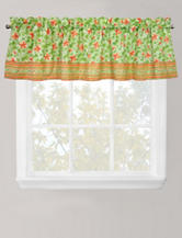 Park B. Smith Boutique Flowers Tangelo Valance
