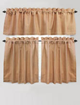 Park B. Smith 2-pc. Cortina Gold Cafe Curtains