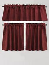 Park B. Smith 2-pc. Cortina Redwood Cafe Curtains
