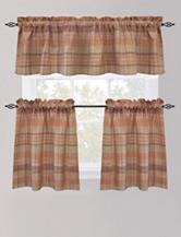 Park B. Smith 2-pc. Sumatra Tuscany Cafe Curtains