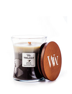 Woodwick Brown Candles & Candle Holders Home Accents