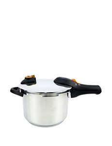 IMUSA Silver Pressure Cookers, Rice Cookers & Steamers Cookware