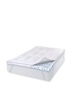 SensorPEDIC® MemoryLOFT® 3-inch Deluxe Fiber Bed Topper