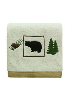 Bacova Guild Vintage Outdoors Hand Towel