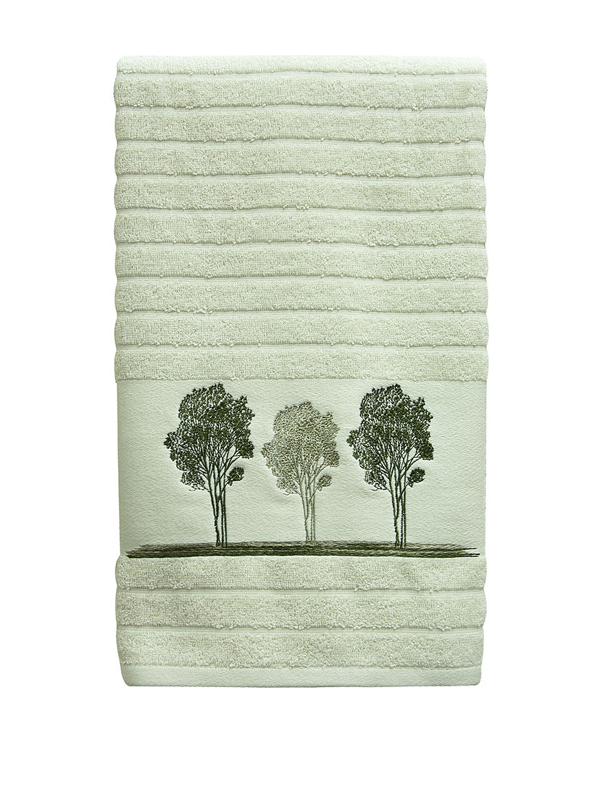 Bacova Guild Ivory Bath Towels