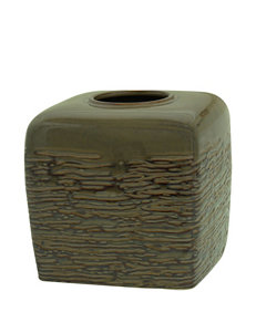 Bacova Guild Birch Reflections Tissue Cube