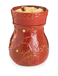 Candle Warmer® Floral Print Illumination Fragrance Warmer