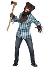 3-pc. Psycho Teddy Bear Costume