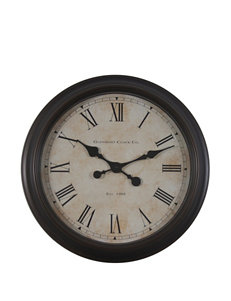 Decor Therapy Global Glenmont Clock