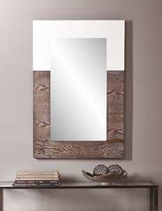 Holly & Martin White Mirrors Wall Decor