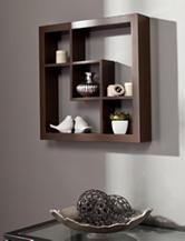 Southern Enterprises 16 Inch Madison Display Shelf