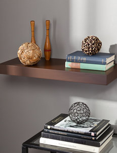 Southern Enterprises 24 Inch Chicago Floating Shelf