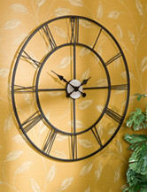 Southern Enterprises Centurion Decorative Wall Clock