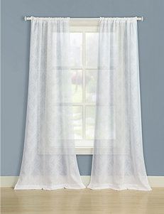 Laura Ashley White Curtains & Drapes Window Treatments
