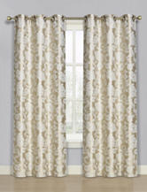 Laura Ashley 2-pc. Duchess Taupe Panels