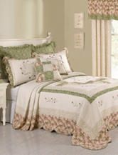 Modern Heirloom Cassadee Bedspread